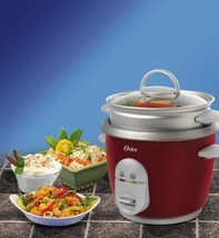Oster CKSTRC4723-050 - Rice Cooker Of 20.3oz With Tray Embroidered Sew I... - $124.72