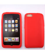 Red  Silicone Skin Case for Apple iPod Touch 2 ... - $9.95