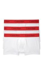 Calvin Klein Pro Stretch Trunk 3 Pack Size XL White, Cotton Boxer Brief - $22.99