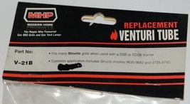 Modern Home Products V21B Replacement Venturi Tube for Struco Grills image 2