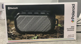 Polaroid Mini Outdoor Bluetooth  Speaker Outdoor Weather Proof - $23.89 CAD
