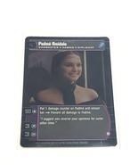 Star Wars WOTC - FOIL Padme Amidala (C) Promo #5  NM/Mint Lucasfilm 2002... - $6.78