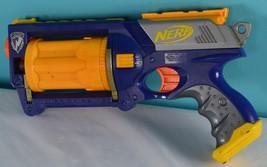 Nerf N-Strike Maverick REV-6 Revolver Dart Gun Works Great - $14.45