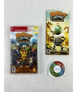 Ratchet & Clank: Size Matters Sony PlayStation Portable PSP 2007 SIEA w ... - $14.03