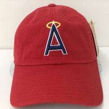 American Needle MLB Los Angeles Angels Ballpark Adjustable Cap Hat 12885 - $20.56