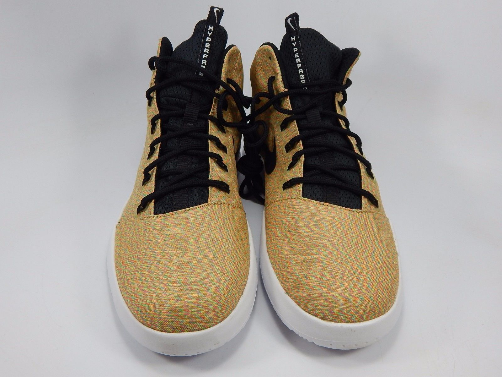 Nike Hyperfr3sh Mid Top Men's Basketball Shoes Size US 10 M (D) EU 44 759996-301