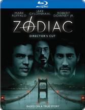 Zodiac (Blu Ray) (Directors Cut/2Discs/Ws/5.1 Dol Tru-Hd/Eng)