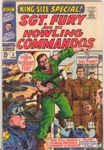 Sgt. Fury and his Howling Commandos Annual, No.... - $7.00