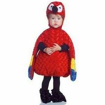 Underwraps Belly Babies Parrot Kid's Halloween Costume Asst Sizes New - $24.99