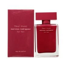 NARCISO RODRIGUEZ FLEUR MUSC FOR HER EAU DE PARFUM SPRAY 50 ML/1.6 FL.OZ... - $51.98