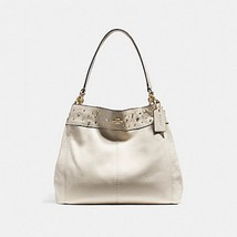 COACH Lexy Shoulder Bag in Pebble Leather  F22314 - $169.99