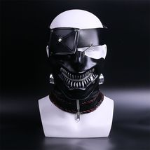 Movie Tokyo Ghoul Ken Kaneki Latex Cosplay Props HalloweenMovie Version ... - $34.12 CAD
