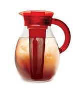 Primula The Big 1-Gallon Iced Tea & Cold Coffee Brewer in Red - $52.43
