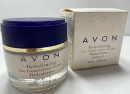 Avon Hydrofirming Day Cream SPF15 New Old Stock 50 ml 1.7 Fl oz - $25.25