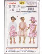 Burda 9648 Girls Spring Special Occasions Weddings Birthdays Party Dress... - $10.00