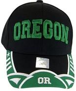 Oregon Men's Stars & Stripes Adjustable Baseball Cap - $11.95