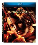The Hunger Games [Blu-ray + DVD] [2012]  - $3.95