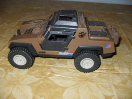 Vintage 1984 GI Joe Vamp Mark 2  Attack Vehicle - $34.99