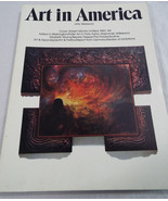 Art In America Back Issue Magazine April 1984 Cover Robert Morris - $16.74
