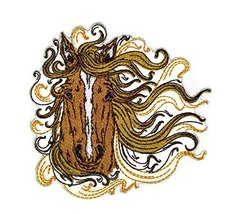 Custom and Unique Spirit of Stallions [Spirit Of Stallion No.9 ] [Custom... - $11.87