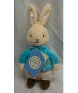 "Kids Preferred Beatrix Potter PETER RABBIT 9"" Plush STUFFED ANIMAL Toy NEW - $14.85"