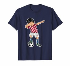 New Shirts - Dabbing Soccer Boy Croatia Jersey TShirt Croat Football Fan Men - $19.95+
