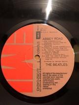 "BEATLES *VERY RARE EMI-LABELLED* 1969 ""ABBEY ROAD"" VINYL LP ALBUM RECORD  - $76.84"