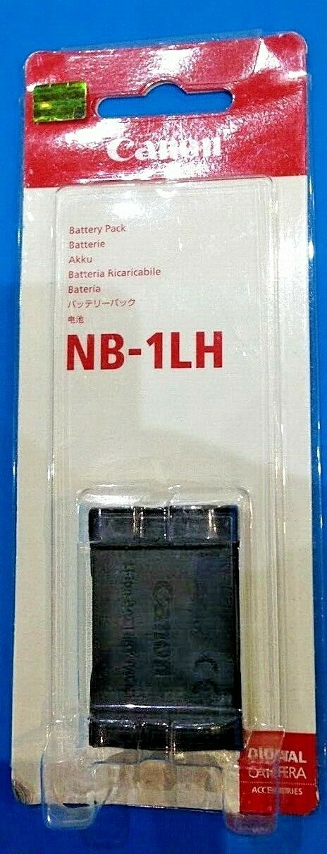 **ORIGINAL** CANON - NB-1LH Battery - Powershot Series