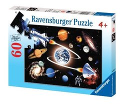 Ravensburger In the Galaxy - 60 Piece Puzzle - $28.15