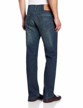 Levi's Strauss 505 Men's Original Straight Leg Cash Jeans Pants 505-1064 image 2