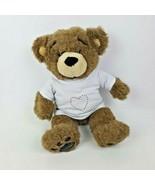 """Build a Bear Plush Teddy Bear 16"""" Bearemy Leather Foot Pads Paws  - $12.87"""