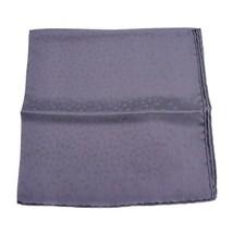 Hermes handkerchief scarf 100% silk Navy Auth - $297.09