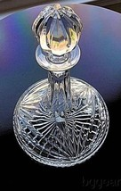 Waterford Marquis Ships Decanter of heavy cut crystal with original box image 1
