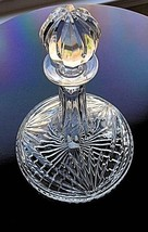 Waterford Marquis Ships Decanter of heavy cut crystal with original box image 4