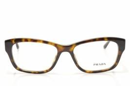 PRADA VPR 24R 2AU-1O1 Dark Tortoise Eyeglasses 54mm - 68 - $71.04