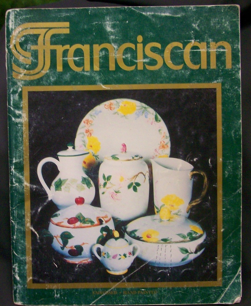 Primary image for Franciscan by Enge Delleen Signed
