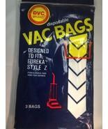 (9) DVC for Eureka Style Z Vacuum Cleaner Bags Fit Eureka 7400 & 7500 Se... - $14.11