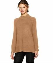 Neuf Calvin Klein Femme Pull Manchon de Bell M7156014 Sable Clair L - $46.12