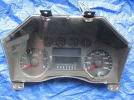 2008 Ford F350 super duty instrument cluster speedo OEM gauge cluster di... - $179.99