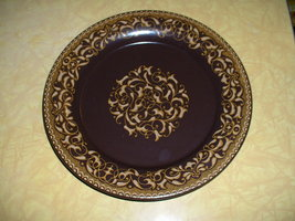 "Franciscan Earthenware 10 3/4"" dinnerplate - $8.99"
