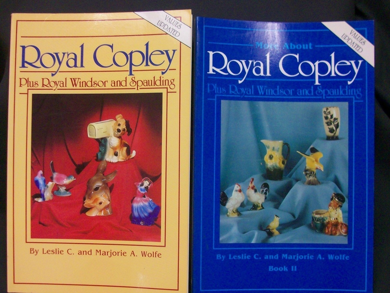 Primary image for Royal Copley Books 1 & 2 by Wolf, L and M.