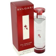 Bvlgari Eau Parfumee Au The Rouge 3.4 Oz Eau De Cologne Spray - $240.99