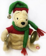"""RARE Winnie the Pooh Xmas Playing Symbols Instrument to """"Up on the Roof ... - $65.55"""
