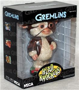 FREE SHIP gizmo gremlins bobble head knocker figure nip neca toy open to offers