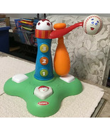 Playskool Swing 'N Score Baseball - Spinning Ball Flashing Lights & SFX,... - $26.60