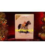 Hallmark 2012 Limited Quantity Ornament Special Edition A Pony For Chris... - $39.99