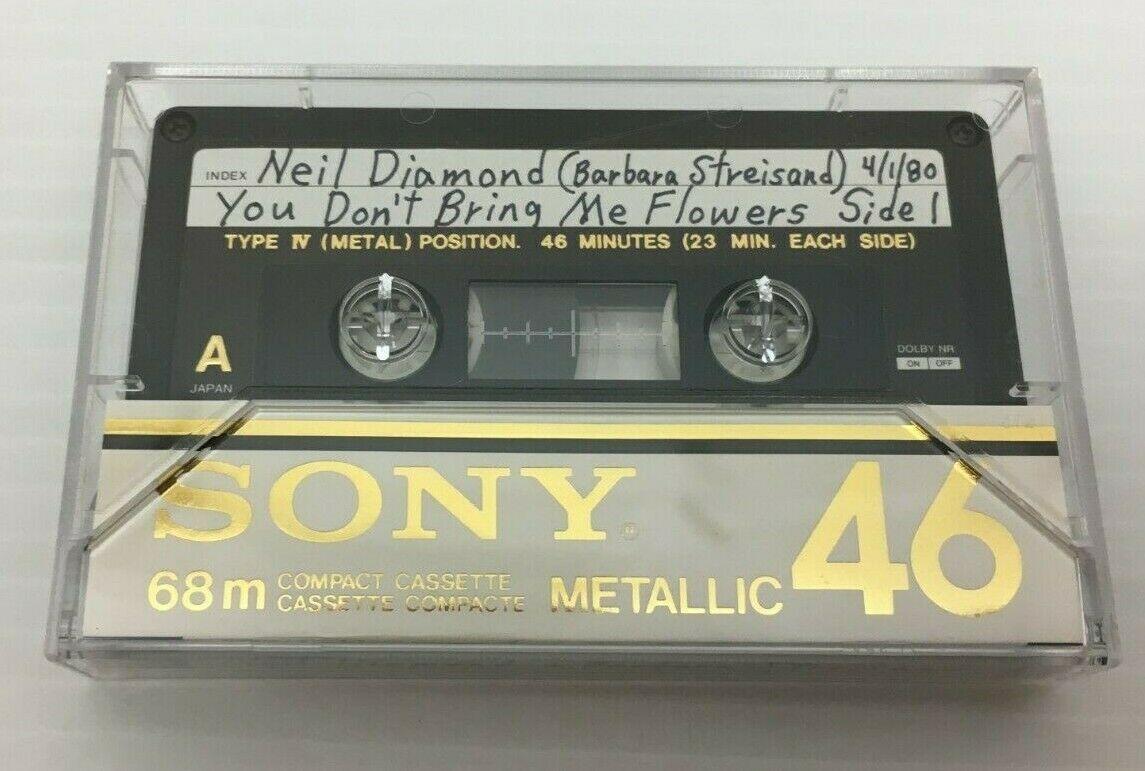 Japan 1990 TDK D90 IEC 1//TYPE 1 Normal Bias Sealed Blank Audio Cassette Tape