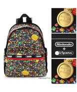 LeSportsac Nintendo Power Up Burst Basic Backpack Super Mario Free Ship ... - $128.00
