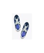 Tory Sport Banner Trainer Sneaker  bright navy / slalom blue Size US 8 NWB - $137.61