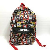 Disney Parks Disneyland Resort Mickey Mouse Backpack EUC - $20.95